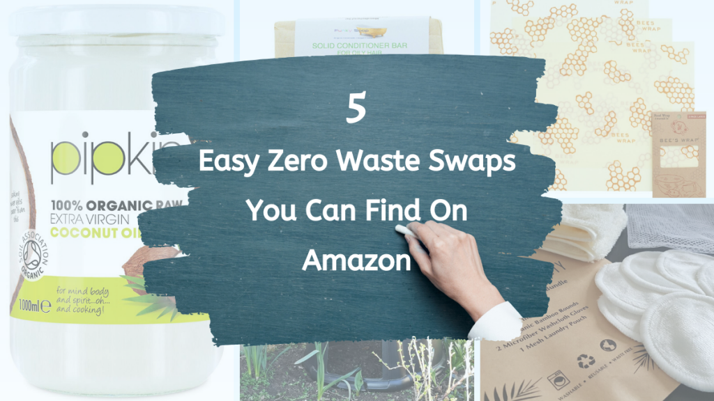 Zero Waste Swaps on Amazon
