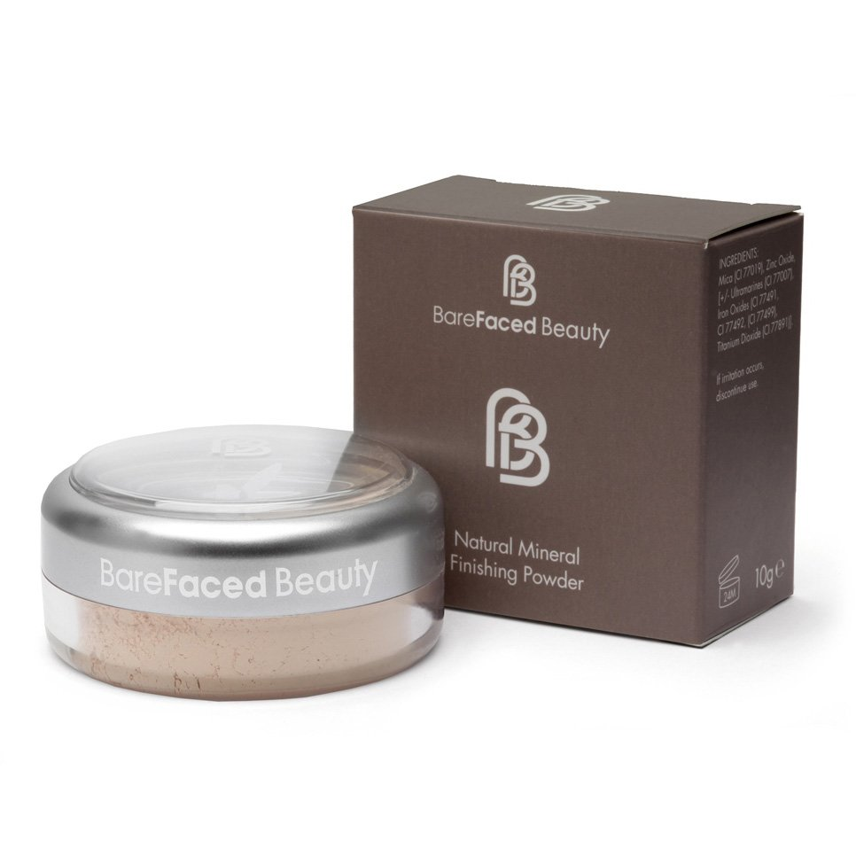 Barefaced Beauty Natural Mineral Powder