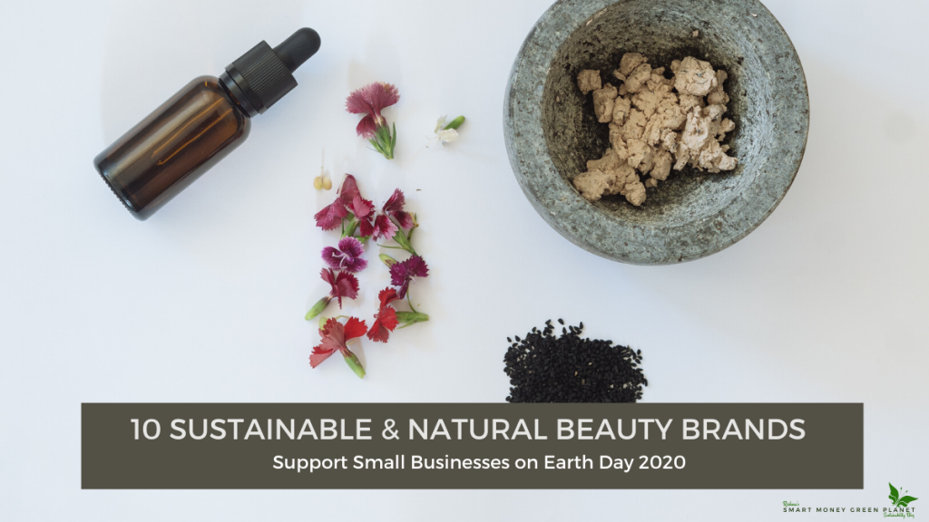 Sustainable and Natural Beauty Brands