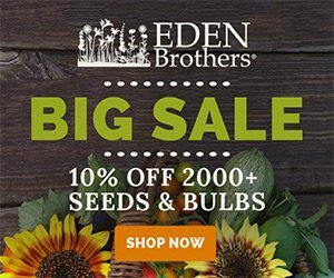 Eden brothers seeds and bulbs