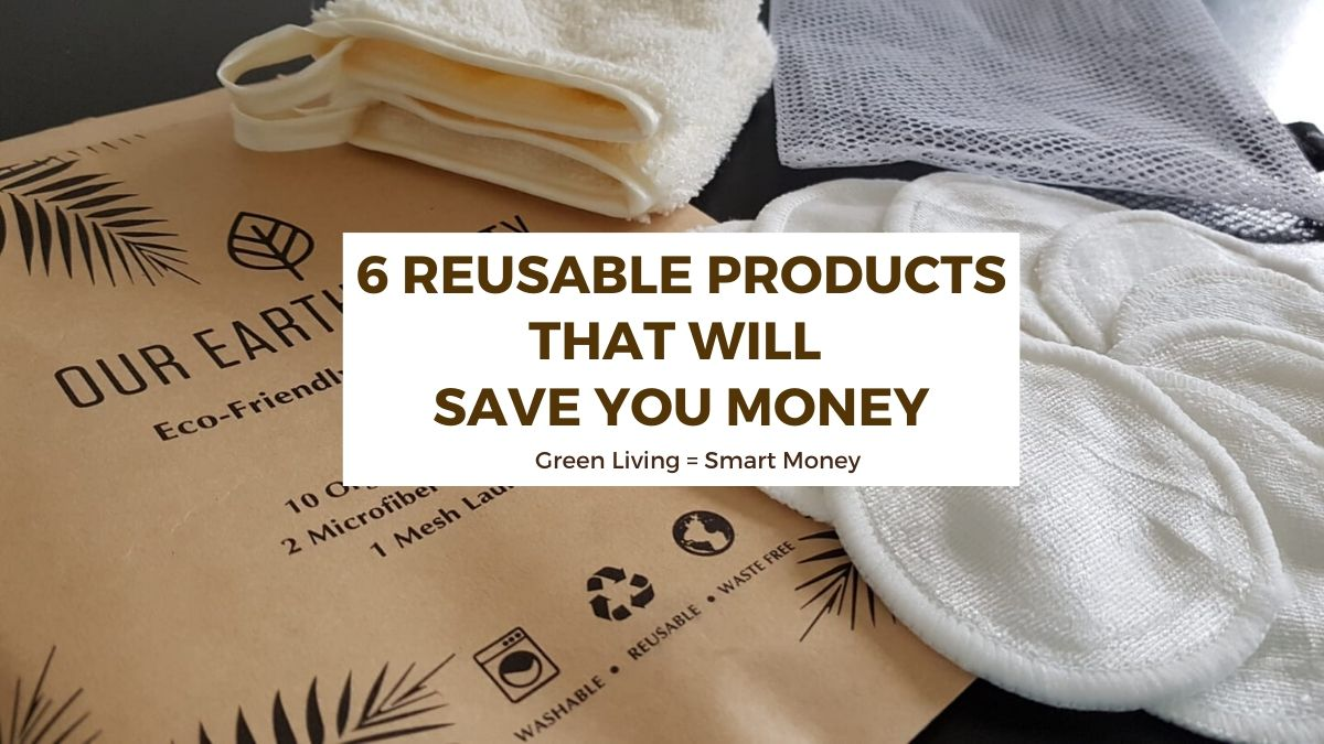 Reusable Products Save Money